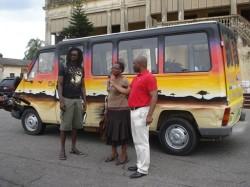 Le séjour de juin 2009