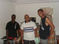 Le séjour de juin 2011